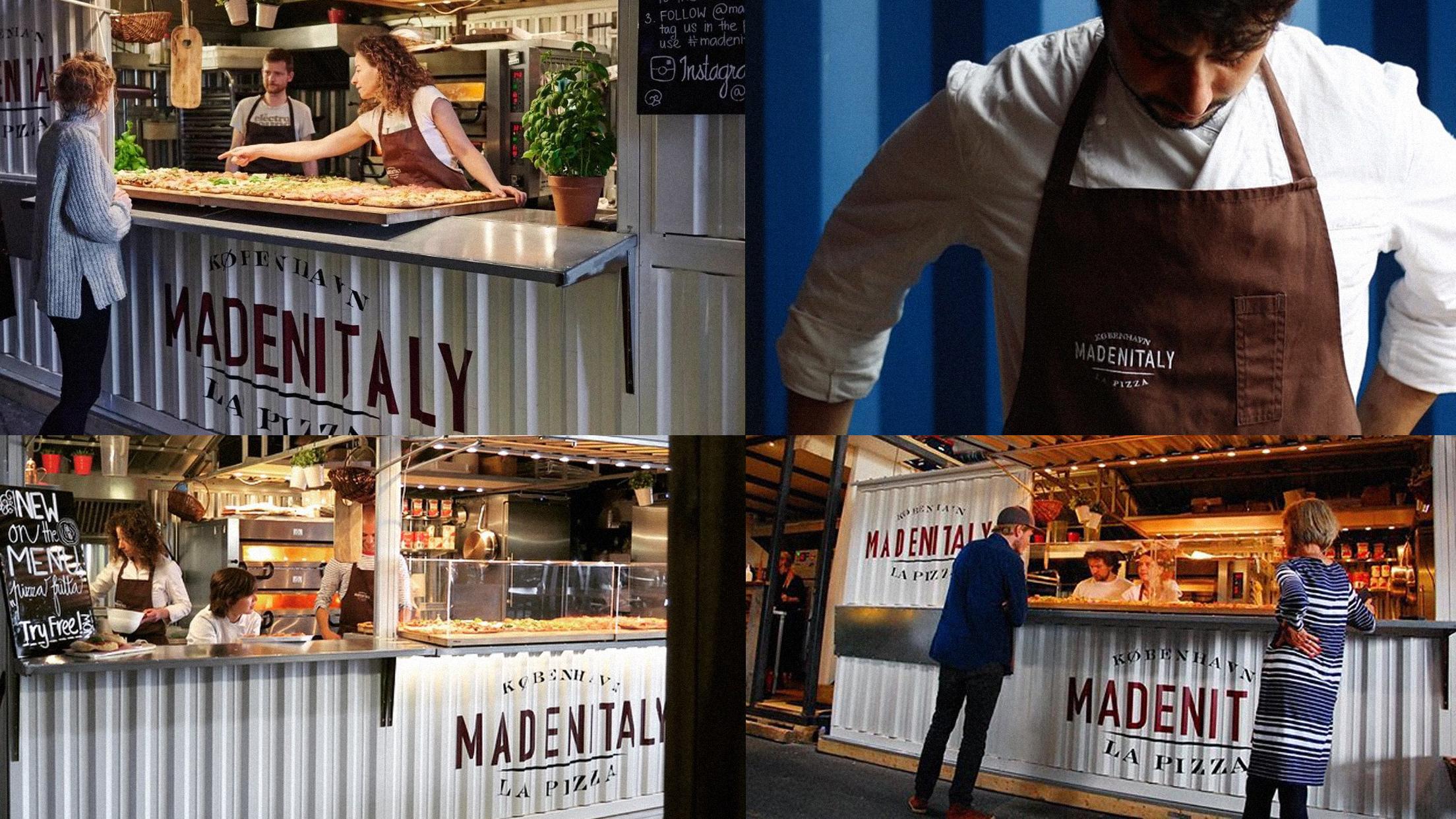 MADENITALY - Copenhagen Street Food