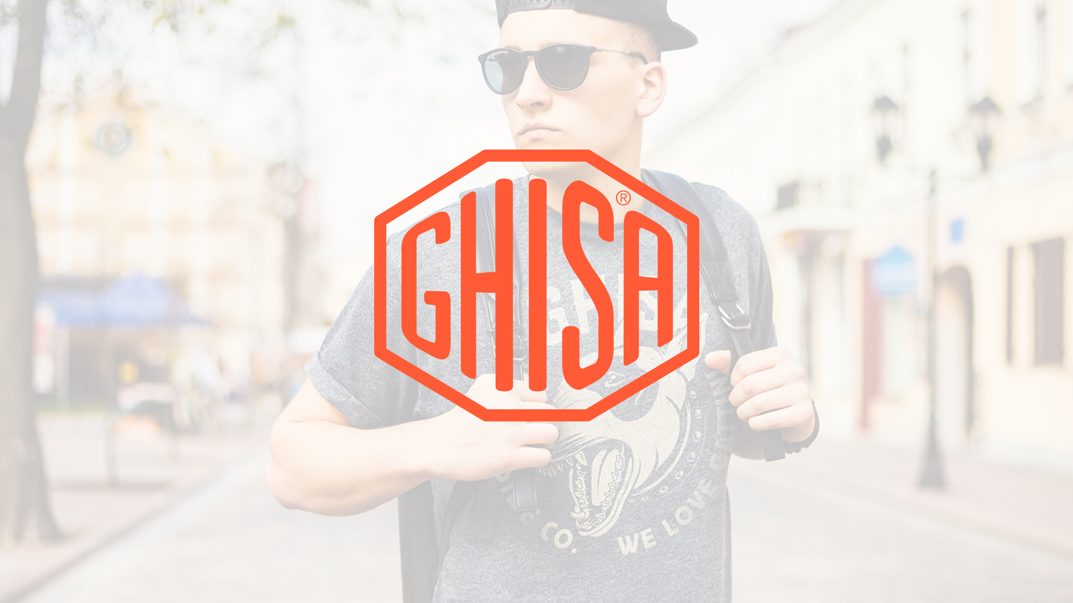 GHISA - marchio colore